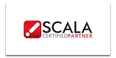 Partner im Bereich Digital Signage: Scala
