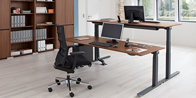 ergonomische b rom bel b rost hle arbeitspl tze. Black Bedroom Furniture Sets. Home Design Ideas