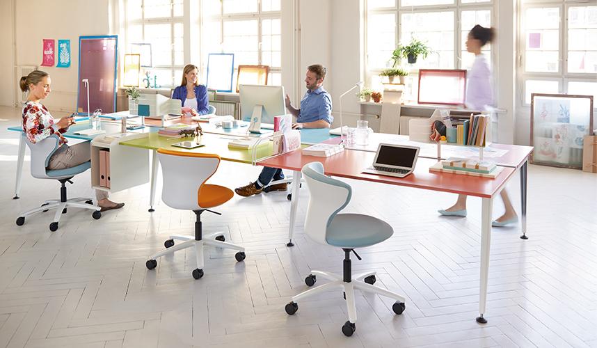 Moderne Büromöbel Von Sedus   Stilvoll Und Ergonomisch