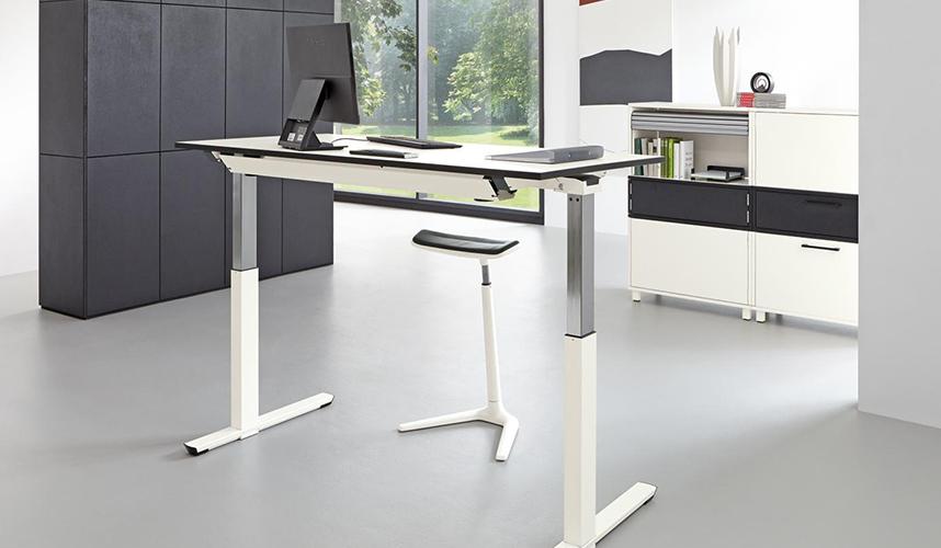 Moderne Büromöbel ~ Erleben Sie Moderne Büromöbel Mit Vielen Ergonomischen  Extras!