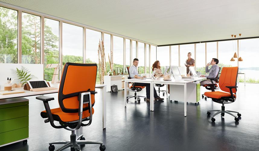 Wir Bieten Ihnen Moderne Und Ergonomische Büromöbel Für Ihren Arbeitsplatz!