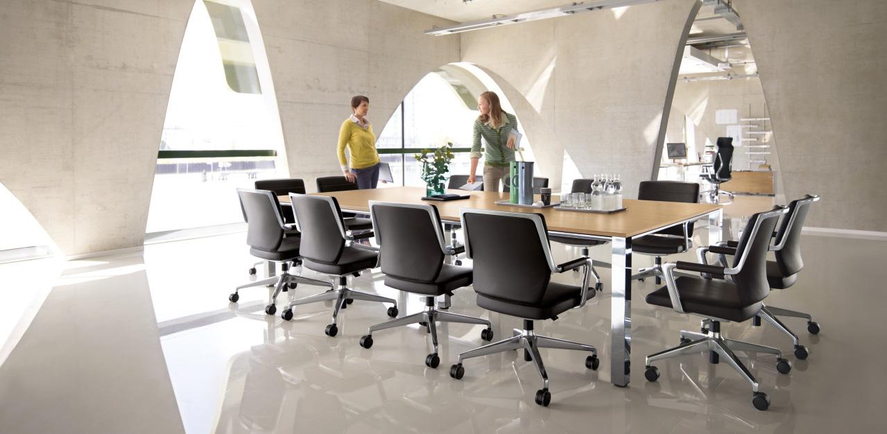 Schön Büromöbel Und Präsentationstechnik Für Ihren Konferenzraum